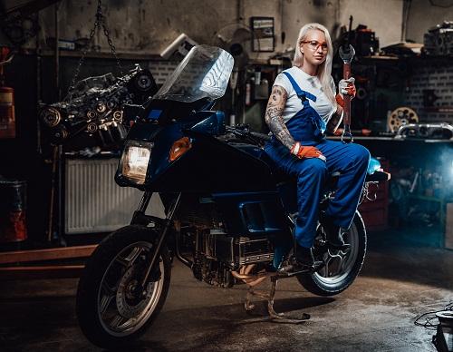 Vente de pare-brise moto au meilleur prix